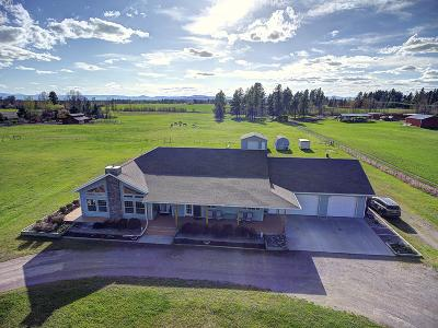 Polson Single Family Home For Sale: 41129 Haystack Mountain Lane