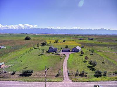 Lake County Single Family Home For Sale: 43866 Cornelius Road