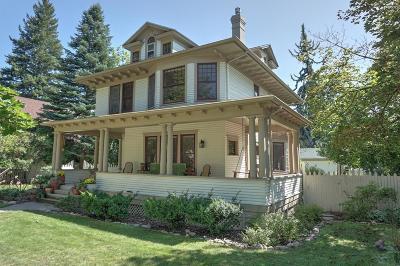 Missoula Single Family Home For Sale: 105 University Avenue