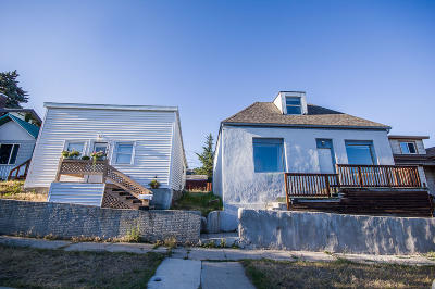 Multi Family Home For Sale: 1107 West Mercury Street