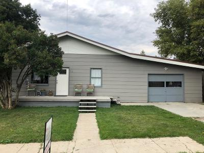 Ravalli County Single Family Home For Sale: 412 Spring Street