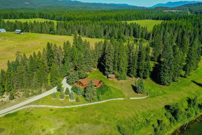 Whitefish Single Family Home For Sale: 396 Twin Bridges Road