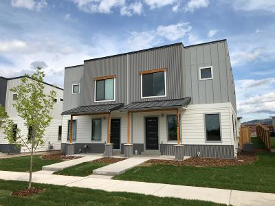 Missoula MT Single Family Home For Sale: $279,900
