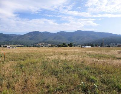 Frenchtown Residential Lots & Land For Sale: Lot 3 One Mile Ranch