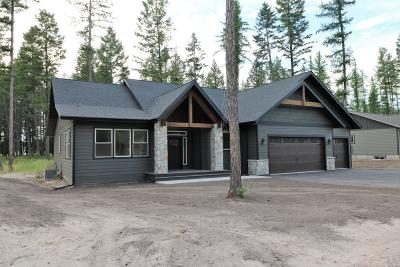 Flathead County Single Family Home For Sale: 1102 Timber Ridge Court