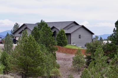 Helena Single Family Home For Sale: 601 Timber Ridge Road