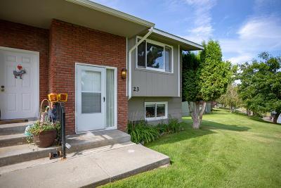 Missoula MT Single Family Home For Sale: $140,000