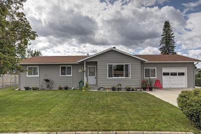 Ravalli County Single Family Home For Sale: 313 8th Street