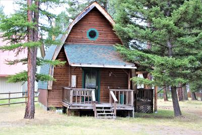 Seeley Lake Single Family Home For Sale: 3201 Mt-83
