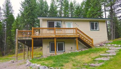 Kalispell Single Family Home For Sale: 443 Lake Loop Drive