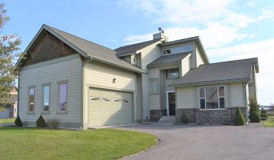 Lakeside, Somers Single Family Home For Sale: 1363 Mackinaw Loop