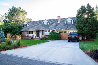 Great Falls, Black Eagle, Belt, Ulm Single Family Home For Sale: 3 Park Garden Estates