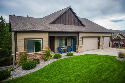 Helena Single Family Home For Sale: 2058 Reber Road