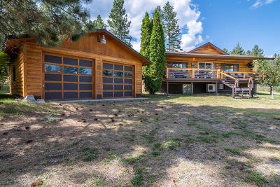 Flathead County Single Family Home For Sale: 161 Pineview Drive