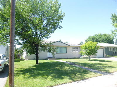 Single Family Home For Sale: 800 51st Street South