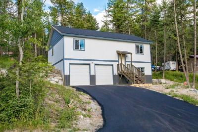 Whitefish Single Family Home For Sale: 327 Deer Trail
