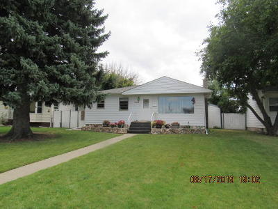 Single Family Home For Sale: 3836 5th Avenue North