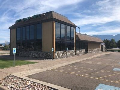 Polson Commercial For Sale: 102 Rufus Lane