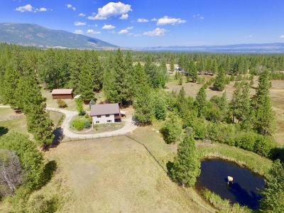 Ravalli County Single Family Home For Sale: 799 Bear Creek Trail