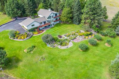 Kalispell Single Family Home For Sale: 225 Hartt Hill Drive
