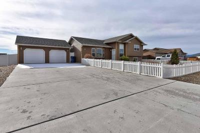 Helena Single Family Home Under Contract Taking Back-Up : 819 Antares Road