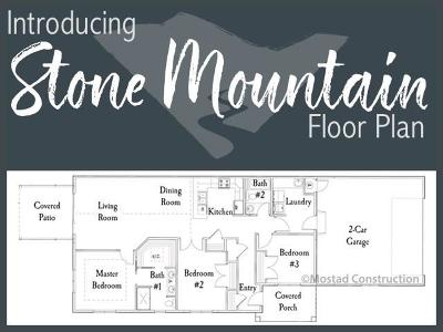Missoula County Single Family Home For Sale: 4017 A Valley View Court