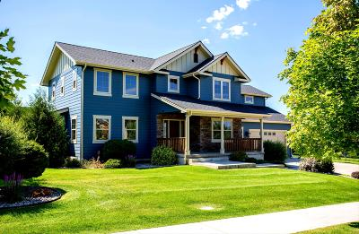 Missoula County Single Family Home For Sale: 8717 Mashie Lane