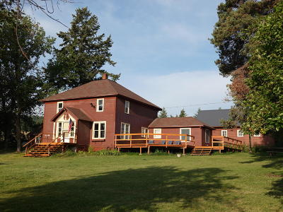 Flathead County Single Family Home For Sale: 6096 Us-93