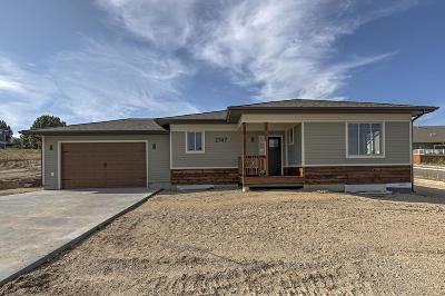 Missoula County Single Family Home For Sale: 2747 Bundy Lane