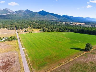 Polson Residential Lots & Land For Sale: Lot 1 Courville Trail