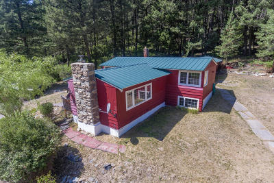 Missoula County Single Family Home For Sale: 15860 Us Hwy 93 North