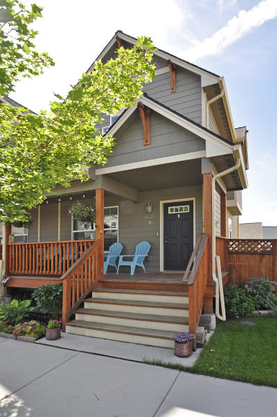 Missoula County Single Family Home For Sale: 4219 Deveraux Place