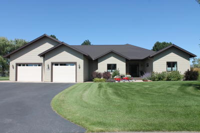 Kalispell Single Family Home For Sale: 36 Country Way Court