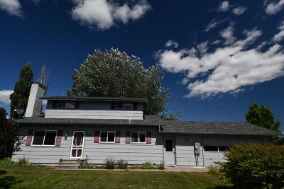 Kalispell Single Family Home For Sale: 1848 Stag Lane