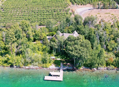 Lake County Single Family Home For Sale: 22361 Mt Highway 35