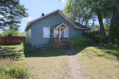 Kalispell Single Family Home For Sale: 808 Sunnyside Drive