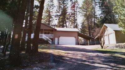 Flathead County Single Family Home For Sale: 54 Bass Lake Court