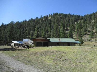 Ranch and Farm for Sale in Lincoln County, MT $250,000 to