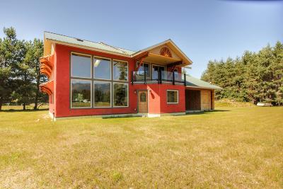 Bigfork Single Family Home For Sale: 30681 Fernview Lane