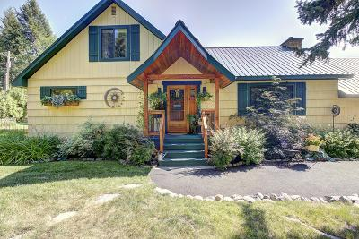 Kalispell Single Family Home For Sale: 2422 Foothill Road