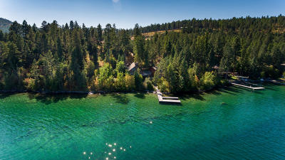 Lake County Single Family Home For Sale: Goose Bay Road