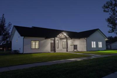 Bigfork Single Family Home For Sale: 715 & 727 Mill Camp Road