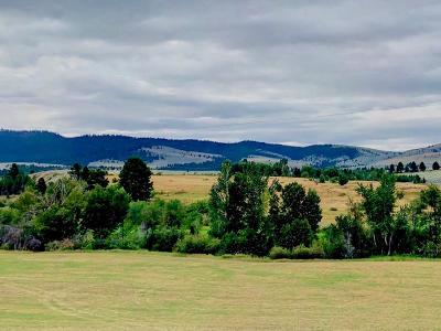 Ravalli County Residential Lots & Land For Sale: Lot 6 Bolin Ranch Road