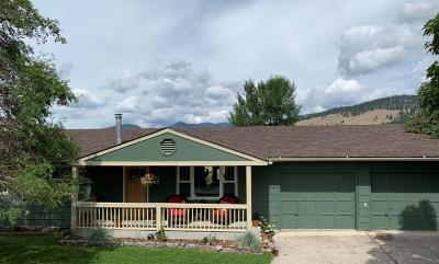 Missoula Single Family Home For Sale: 1510 Sunflower Drive