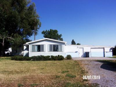 Choteau Single Family Home For Sale: 513 3rd Street North West