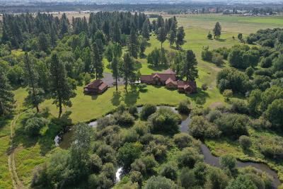 Ravalli County Single Family Home For Sale: 223 Brokenspur Trail