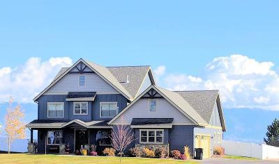 Kalispell Single Family Home For Sale: 242 East Bowman Drive