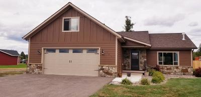 Kalispell Single Family Home For Sale: 140 Pine Loop Road