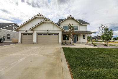 Kalispell Single Family Home Under Contract Taking Back-Up : 185 Ali Loop