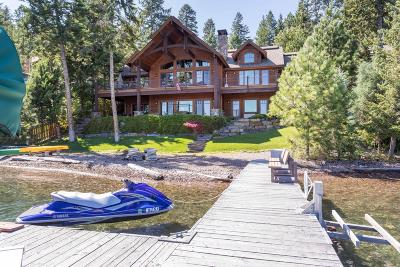 Lakeside Single Family Home Under Contract Taking Back-Up : 725 Conrad Point Drive